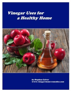 Vinegar for a Healthy Home